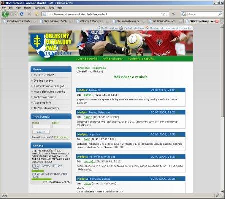 Oblastný futbalový zväz Topolčany