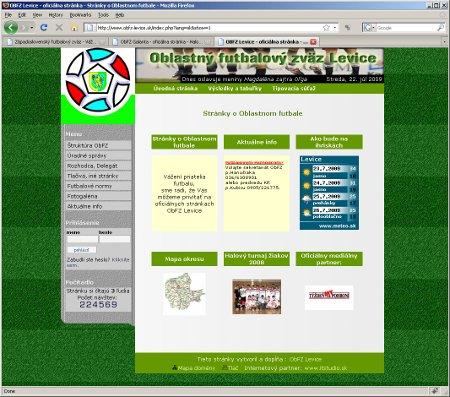 Oblastný futbalový zväz Levice