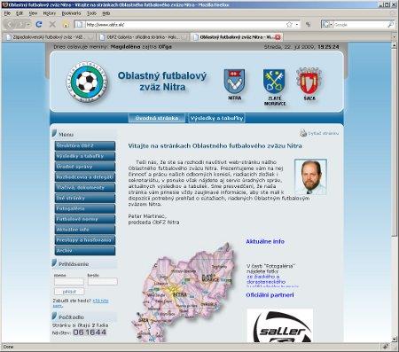 Oblastný futbalový zväz Nitra
